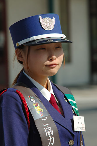 Kyoto, police officer